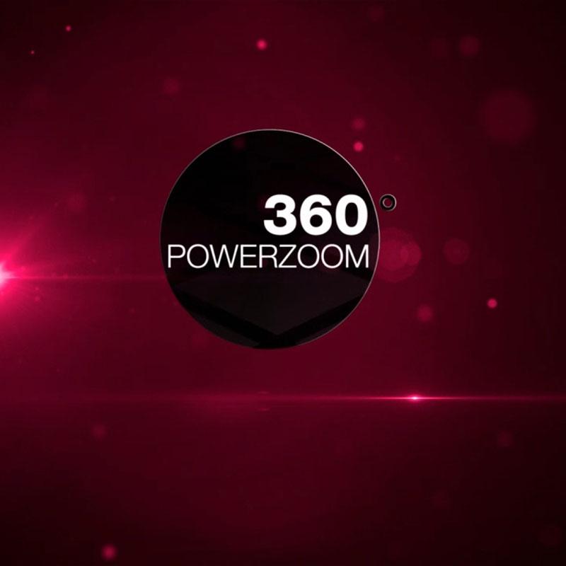 Powerzoom 360°